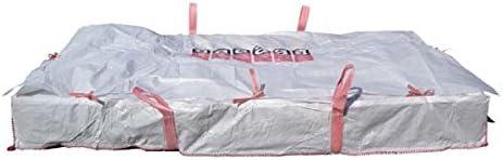 Big Bag Plattenbag 320x125x30cm Astbestentsorgung Entsorgungssack 1500kg