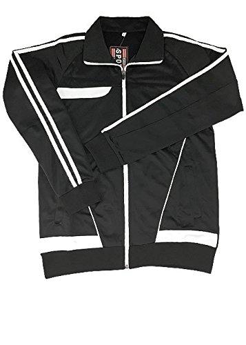 Hatashita Mondial Nylon Track Jacket