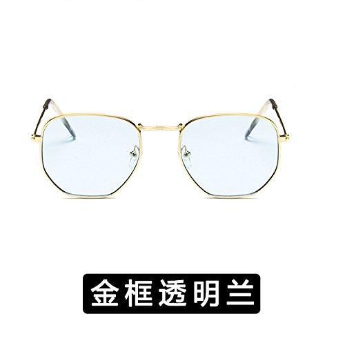 Metal De Xue De Marco Gafas c3 Sol Mujer Hombre zhenghao Gafas C4 De Sol para 1aawqTx4