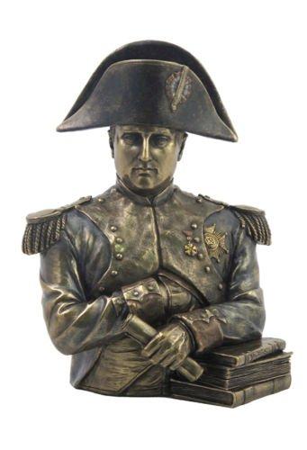 Napoleon Bonaparte Bust Statue Sculpture Figure