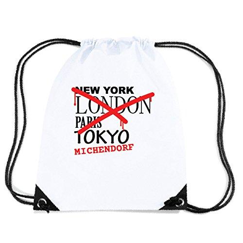 JOllify MICHENDORF Turnbeutel Tasche GYM2217 Design: Graffiti Streetart New York