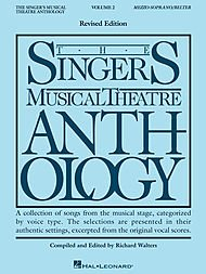The Singer's Musical Theatre Anthology - Volume 2, Revised - Mezzo-Soprano