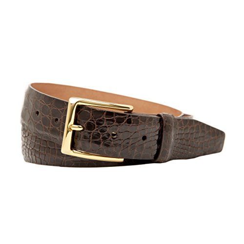 Crocodile Belt (Trafalgar Men's Newington)