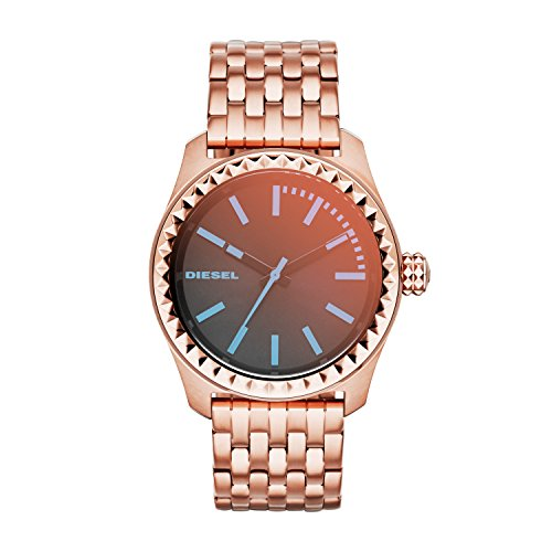 Diesel DZ5451 Ladies Kray Kray 38 Rose Gold Bracelet Watch