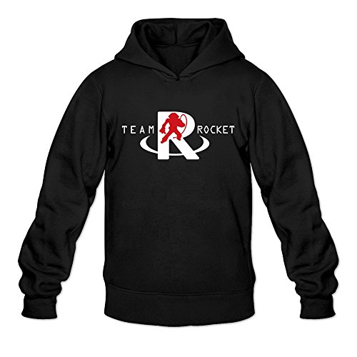 Play Rebuilt Logo Houston Rockets Sweatshirts Men Black