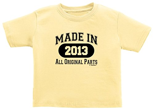 ThisWear Birthday Original Toddler T Shirt product image