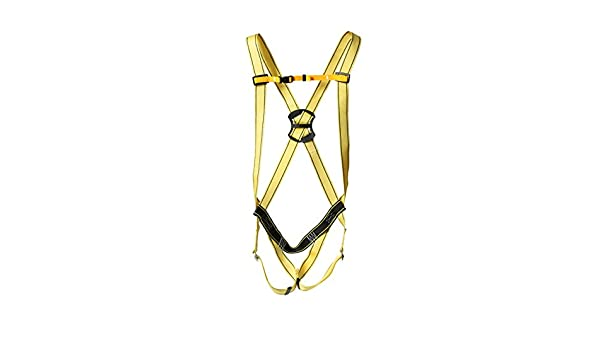 Safetop 80050 - Ancares. arnés 1 anclaje dorsal con cinta inter ...