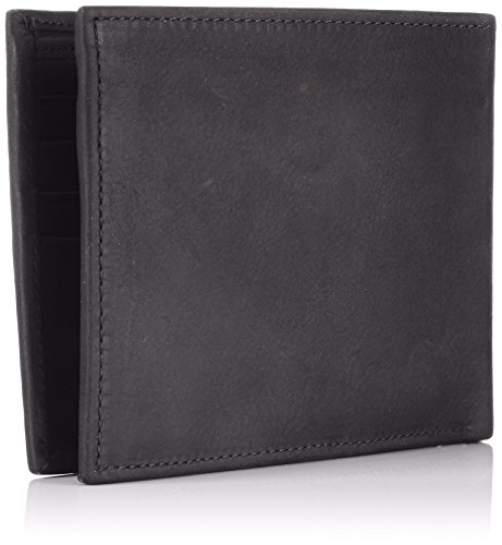and Wallet Tommy Johnson CC Pocket Black Hilfiger Coin Mens wRqAxR7I