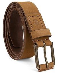 Timberland - Cinturón de piel para hombre