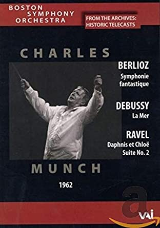 Charles Munch Conducts / [DVD] [Import]