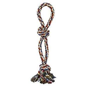 """Tug-O-Rope Rope Tug Dog Toy 20"""""""