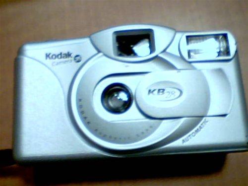 Kodak KB 28 35mm Camera w/Kodak Aspheric Lens Automatic Camera (Grey Color Version)
