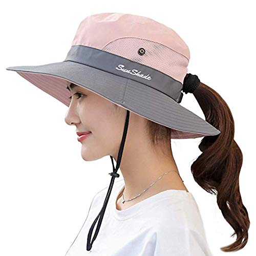 Premium Womens Summer Wide Brim Sun Hat