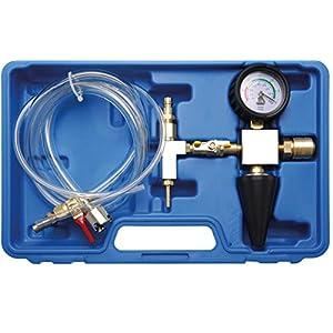 BGS 1773 | Juego de prueba y relleno del sistema de refrigeración | 6 piezas