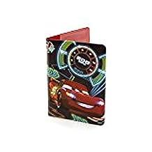 Disney Cars Lightning Mcqueen Passport Holder