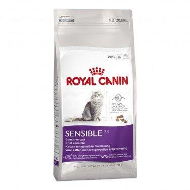 Royal Canin - Comida sensible para gatos, 2 kg: Amazon.es: Productos para mascotas