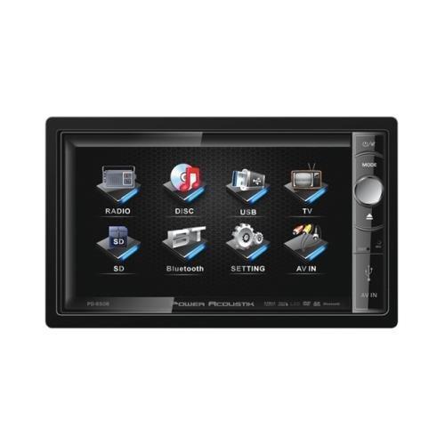 Power Acoustik Pd650 Motorized 6.5 Widescreen Touchscreen W/