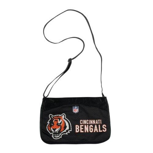 NFL Cincinnati Bengals Jersey Mini - Purse Littlearth Jersey
