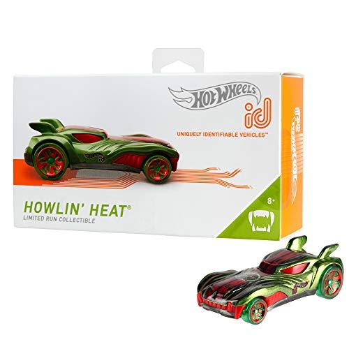 [해외]Hot Wheels id 상어 해머 2.0 / Hot Wheels id Howlin`?Heat {Street Beasts}