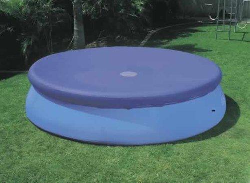 INTEX 12' Easy Set Swimming Pool Debris Cover Tarp | 58919E