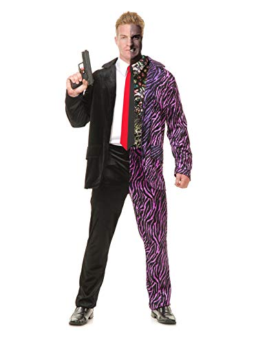Split Personality Adult Costume - Large