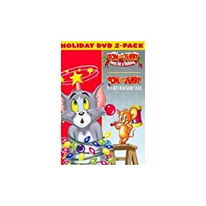 Paws for a Holiday / A Nutcracker Tale (Tom and Jerry Two-Pack)