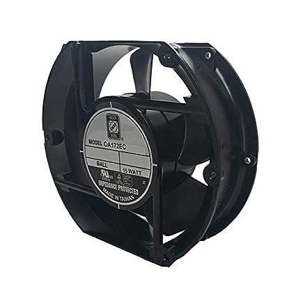 Ventilador EC 172X150X51MM 115VAC 220 C: Amazon.es: Industria ...
