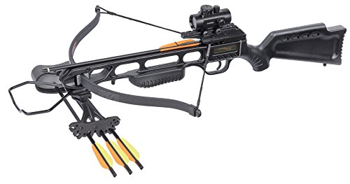 XR175 Recurve Crossbow Package
