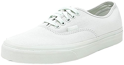 Vans Pattino Pattino Autentico Unisex (mono Canvas) Color Verde Latte