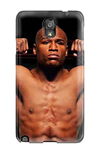 New Style Tpu Note 3 Protective Case Cover/ Galaxy Case - Mayweather
