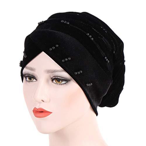 Sttech1 Women Muslim Hat, 2018 New Fashion Retro Turban Hat Head Scarf Wrap Cap Hair Care - Oversize Animal Headcover