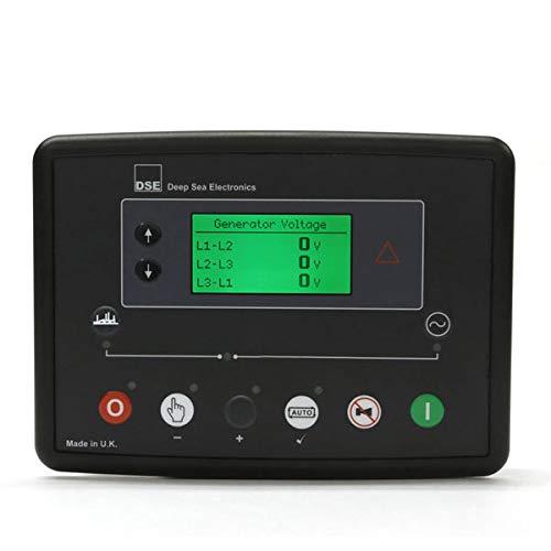 Automat Set - DSE6110 MKII - DEEP SEA Electronics - Auto Mains (Utility) Failure Control Module (Mpu,Ct,Rtc) DSE 6110-03 - Original - 1 Year Warranty!