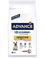 Advance Sensitive Pienso para Perros Mini con Salmón - 7500 gr
