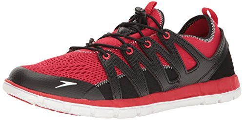 Fiery Wake Athletic Red Shoe The Men's Water Speedo YpSvxUqwt