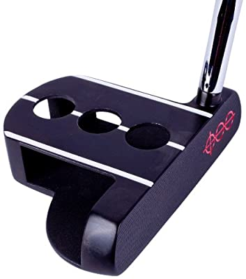 Dead Aim 3DB Belly Length Mallet Golf Putter