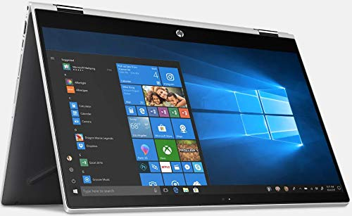 2019 HP Pavilion X360 2-in-1 FHD IPS 15.6' Multi-Touch Premium Laptop, Intel Quad Core i5-8250U...