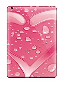 New Diy Design Valentines Day Love Heart For Ipad Air Cases Comfortable For Lovers And Friends For Christmas Gifts