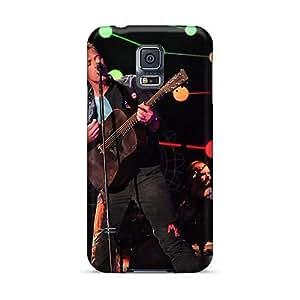 CharlesPoirier Samsung Galaxy S5 Scratch Protection Phone Case Provide Private Custom Lifelike Coldplay Band Skin [EJq1389oZuZ]