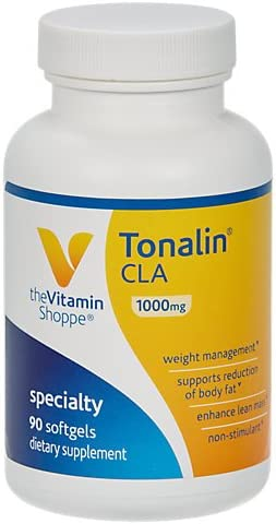 The Vitamin Shoppe Tonalin CLA 1,000 MG