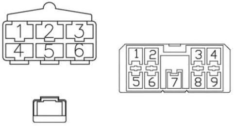 Amazon.com: Radio Wiring Harness, New, Kubota: Home ImprovementAmazon.com