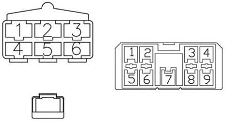 [DIAGRAM_38IS]  Amazon.com: Radio Wiring Harness, New, Kubota: Home Improvement   Kubota Tractor Radio Wiring Diagram      Amazon.com