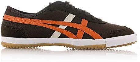 Onitsuka Tiger Retro Rocket CV, Zapatilla, Marron-Naranja, Talla 11 US (45 EU): Amazon.es: Zapatos y complementos