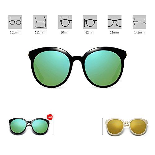 confortable de rétro hommes polariseur soleil Lunettes lunettes grand B de conduite de UV de polarisées pêche cadre soleil Mode lunettes soleil YwqfUTx