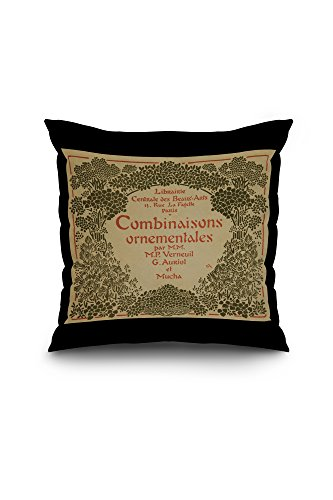 combinaisons-ornementales-cover-vintage-poster-artist-mucha-alphonse-france-c-1900-18x18-spun-polyes