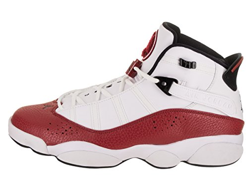 Red White 120 322992 Jordan University black Hombre BwTnqY