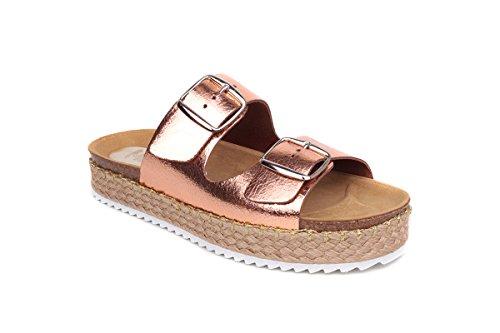 Marila Women's Fashion Sandals Copper sTM3l