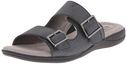 Life Stride Ellway Damen US 8 Schwarz Sandale