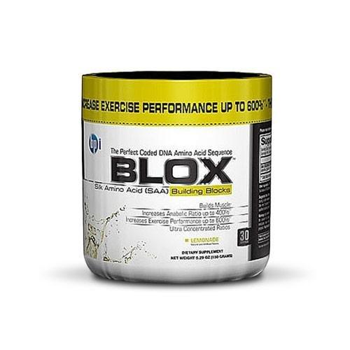 BLOX Лимонад по BPI Sports - Освежающий после тренировки пить (30 порций)