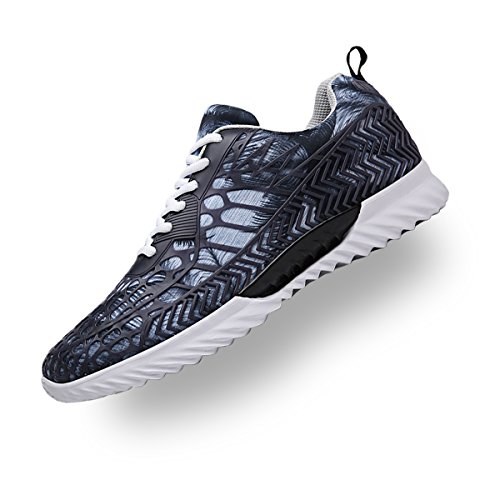 Hommes Camouflage Mesh Men's Casual New Couple Aimenga Sauvage Automne Chaussures Gray w6Za4Zgqx