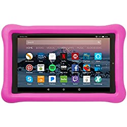 All-New Amazon Kid-Proof Case for Amazon Fire HD 8 Tablet (7th Generation, 2017 Release), Pink